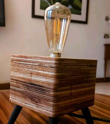 Lamp Stand/ Lampshade image 2