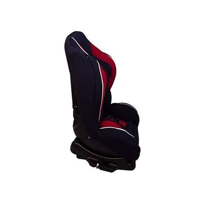 Reclining Infant car seat with base 0-7 years (Red) image 2