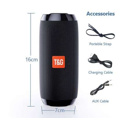T&G 117 Portable Bluetooth Wireless Speaker 20W image 11