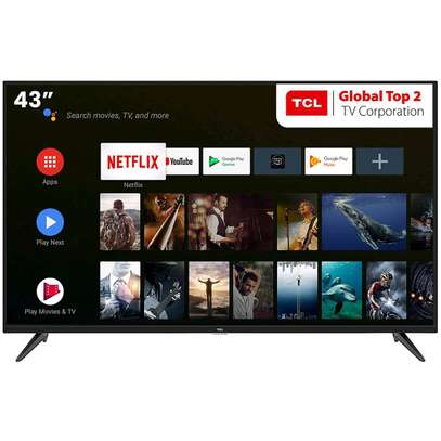 TCL 43inch smart  UHD 4k AndroidTV special offer