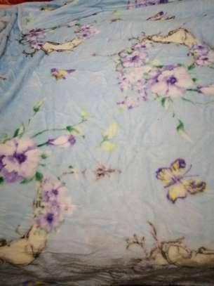 Fleece blankets and warmers image 5