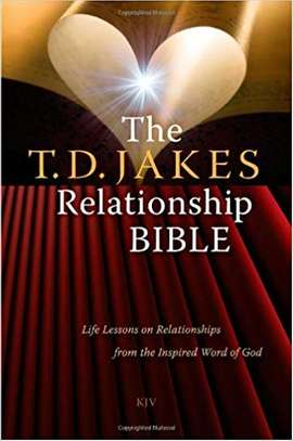 The T.D. Jakes Relationship Bible image 1