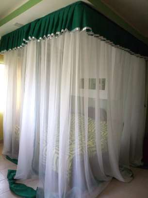 Rail Shears Mosquito Nets image 1
