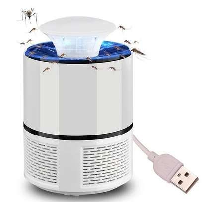Photocatalyst LED Mosquito Killer Lamp image 1
