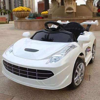 Kid's Electric Car - Rechargeable image 3