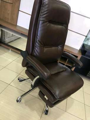 Brown Executive Office Chairs