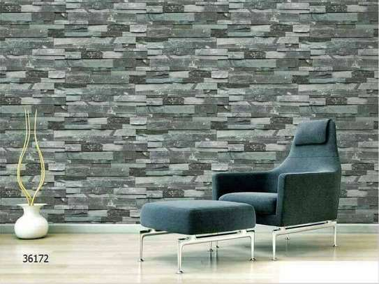 removable european style non woven wallpaper image 4