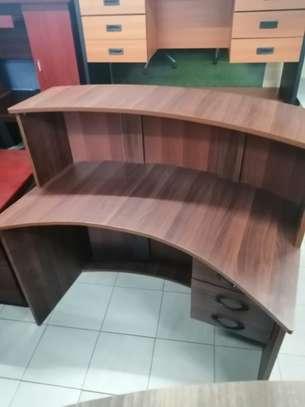 Reception office desk image 10