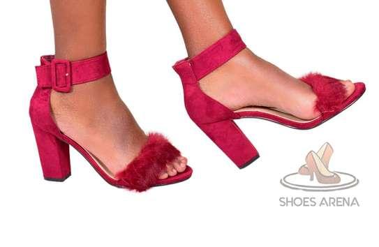 Elegant Chunky Heels image 12