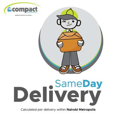 Same Day Courier Parcel Delivery Services image 1