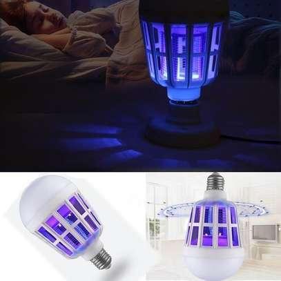 Generic Mosquito Killer Bulb - Energy Saving LED Bulb - White image 1