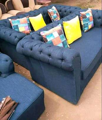 Chesterfield sofa image 1