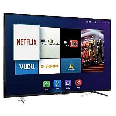 Hisense 65 Inch 4K Ultra HD Smart TV 65A6100UW image 1
