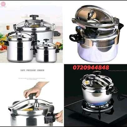 Nonexplosive Pressure Cookers image 1