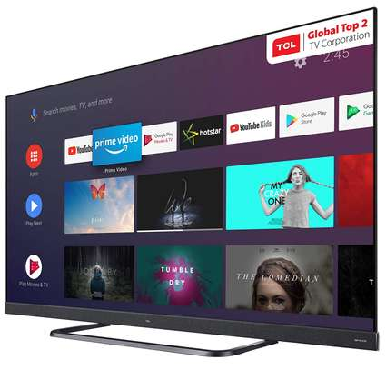 "TCL 55"" Smart Android 4K UHD Tv with Onkyo Soundbar image 1"