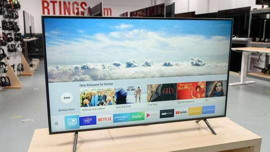 Samsung 43 inches Smart UHD 4K TV 2020 Model -43RU7100 image 1