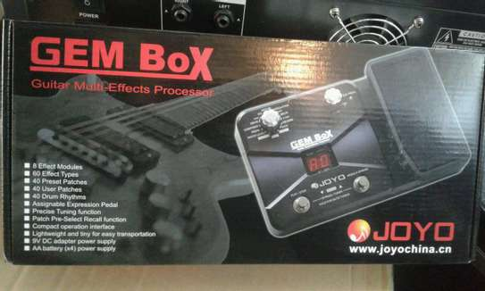 Guitar effects image 1