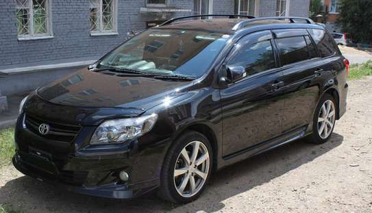 Toyota Fielder for Hire image 1