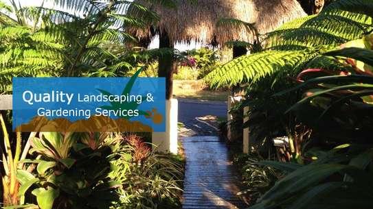 Gardening Services Nairobi /Landscape & Garden Designs image 1
