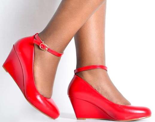 Brand new Wedge shoes image 6