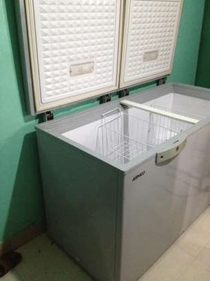 Armco deep freezer with two doors
