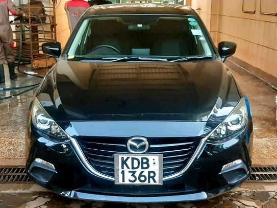 Mazda Axela for Hire image 1