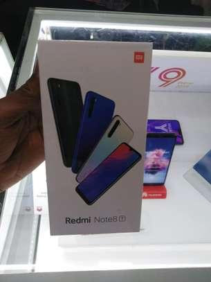 Xiaomi redmi note 8T image 1