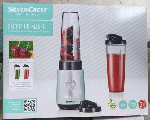 silver crest smoothie maker image 1