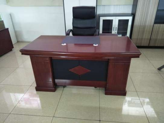 1.8 meters executive office desk image 1
