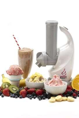 Dessert bullet fruit cream maker image 1