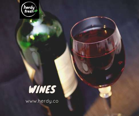 Herdy Fresh delivers wines to your doorstep. image 1