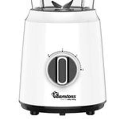 Ramtons RM/583-Blender 1.5 Litres 2 Speed - Black&White image 2