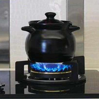 Cereamic cooking pot image 3