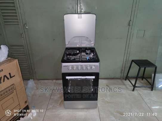 Standing Cooker 3+1 50*60 ROYAL image 4