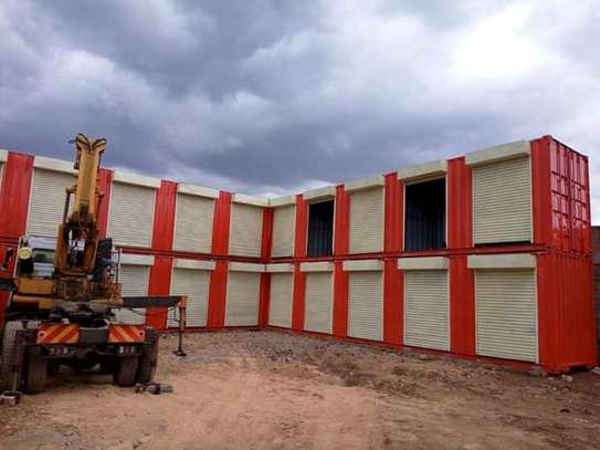 Shipping Containers sale/hire and Fabrication