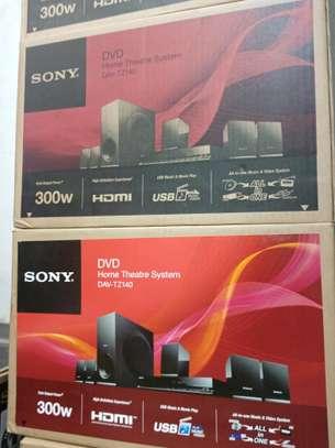Sony home theater Tz 140 image 1