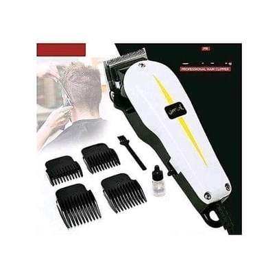 Progemei Electric Hair Clipper White- Kinyozi Professional Hair Clipper image 3