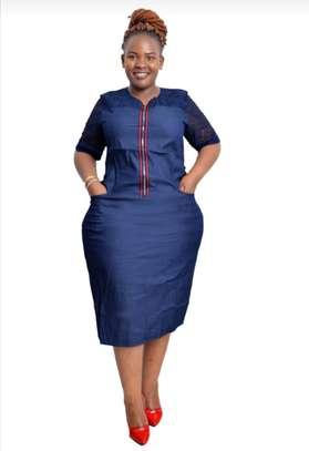Ladies Denim dresses image 2
