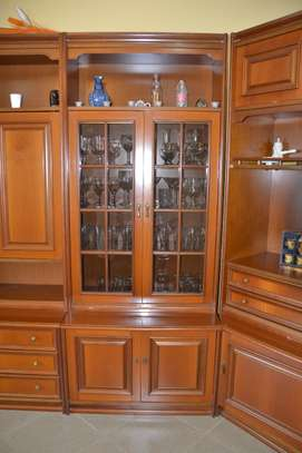 For Sale Antique Wall Cabinet Imported from Italy image 7