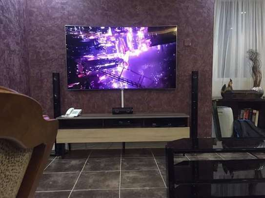TV Mounting Service with On-wall Wire Concealment image 15