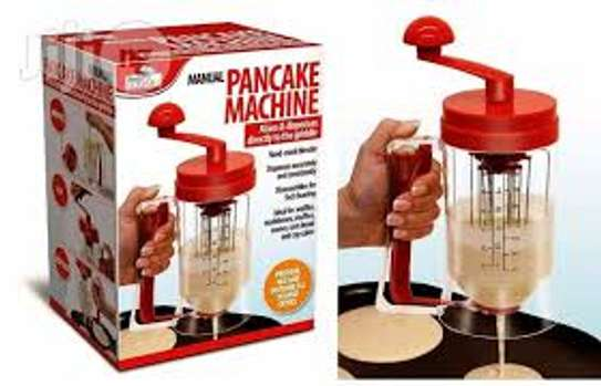manual pancake mixer image 1