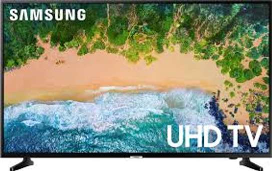 SAMSUNG 65 INCH SMART 4K UHD LED TV -RU7100 image 1