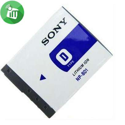 Sony Battery Lithium Ion NP-BD1 For Sony Cybershot Cameras image 4