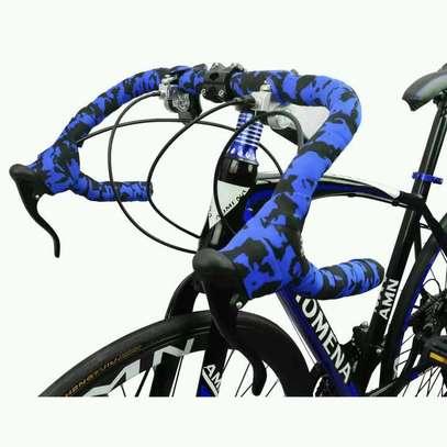 Blue/black Aomena bike/bicycle image 5