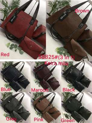 Pure leather Handbags image 9