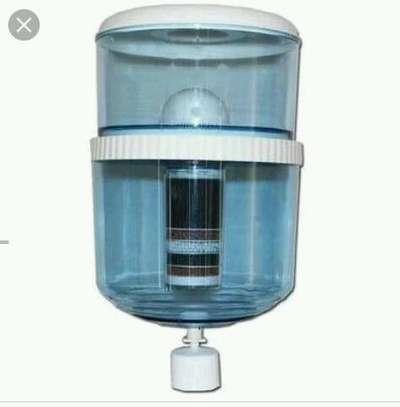 Water purifier bottle