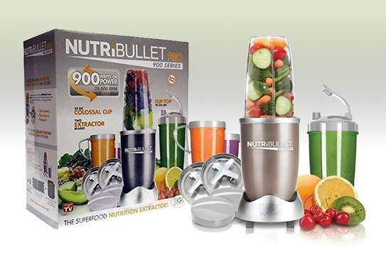 Magic Bullet Nutribullet Pro 900 Blender/Mixer image 1