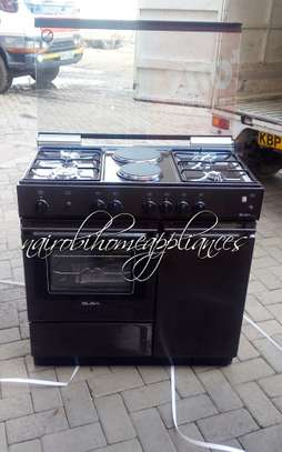 ELBA 6 BURNER COOKERS