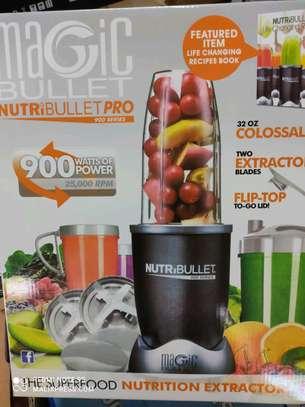 Magic Nutribullet Pro 900 series 15pcs Blender image 1
