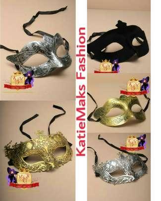 Posh Masquerade Masks image 2